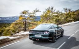 Ford Mustang Bullitt UK pricing announced