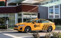 Ford has two new taxis for New York City
