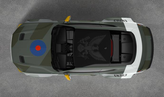 Ford launches unique Eagle Squadron Mustang GT