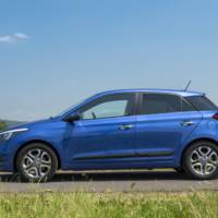 Hyundai i20 5 door version available in UK