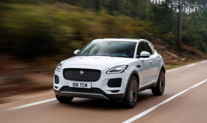 Jaguar E-Pace available with new 200 hp petrol engine
