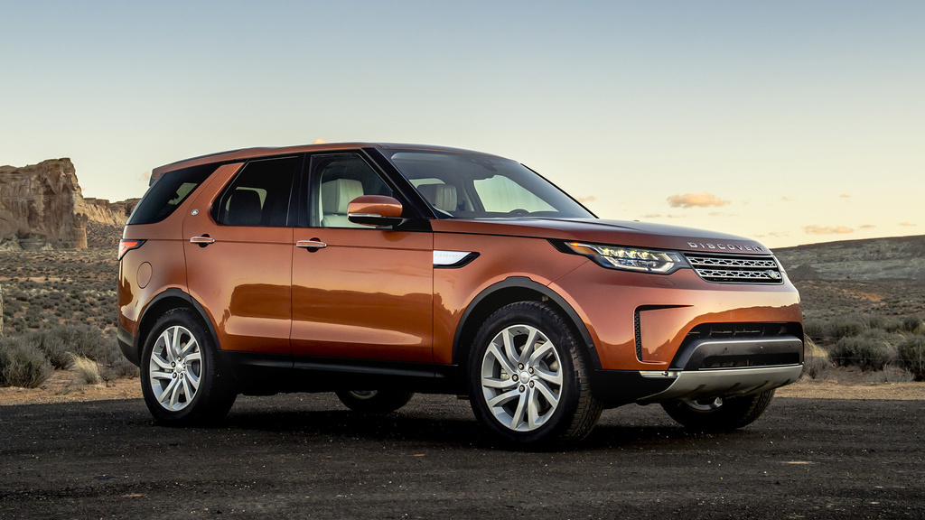 Land Rover Discovery will be produced in Slovakia