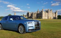 Largest gathering of Rolls Royce owners
