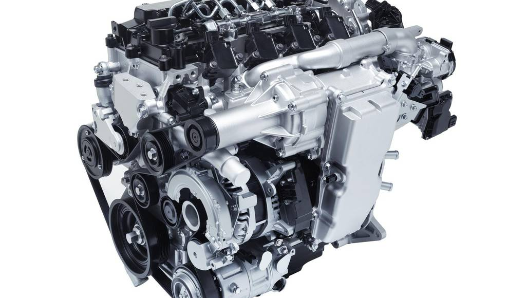 Mazda SKYACTIV-X SPCCI new technology for gasoline engine