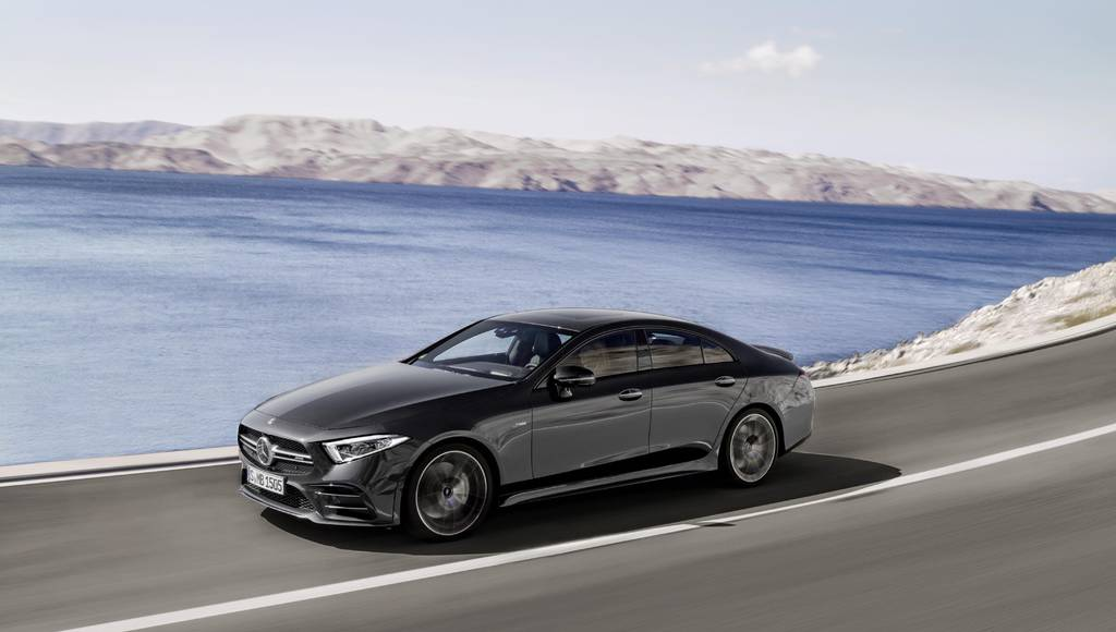 Mercedes UK launches E53 AMG, CLS 53 and E400d
