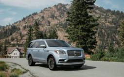 New Lincoln Navigator earns five-star in NHTSA tests