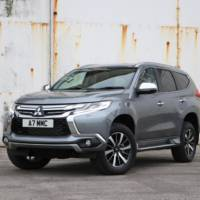 New Mitsubishi Shogun launched in UK