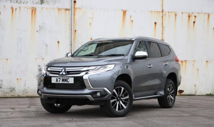 New Mitsubishi Shogun launched in UK