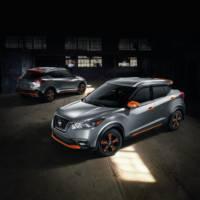 Nissan Kicks COlor Studio introduced