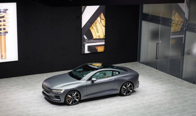 Polestar 1 to be introduced at Goowdood Motor Show
