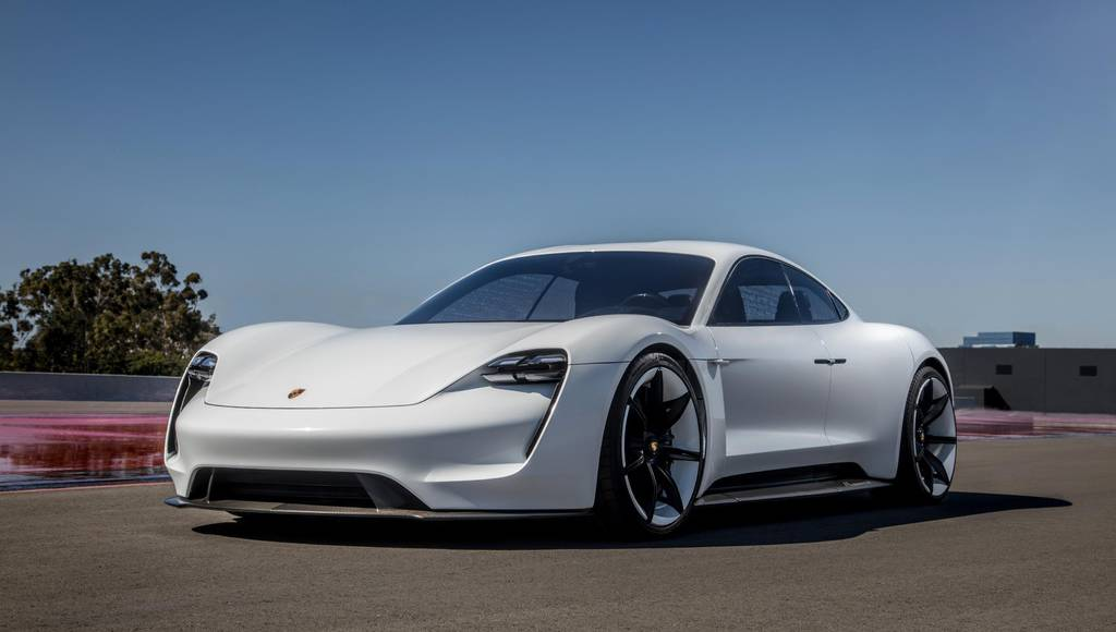 Porsche Mission E to be named Taycan