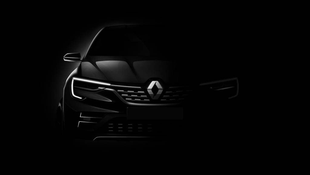 Renault mysterious crossover to be unveiled in Russia