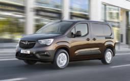 Vauxhall Combo Van launched in UK
