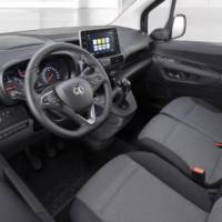 Vauxhall Combo Van launched in UK