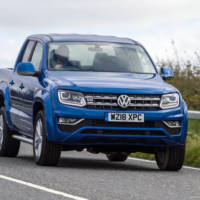 Volkswagen Amarok V6 TDi available in UK
