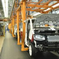 Volkswagen Hannover plant produces its 500.000th Transporter