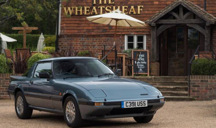 Mazda RX-7 celebrates 40 years since launch