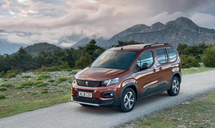 2018 Peugeot Rifter UK pricing announced