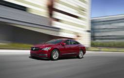 2019 Buick LaCrosse Sport Touring introduced