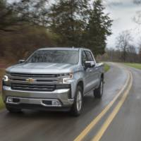 2019 Chevrolet Silverado LT launched