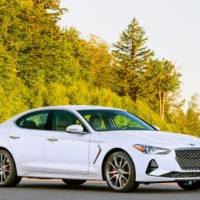 2019 Genesis G70 equipment upgraded