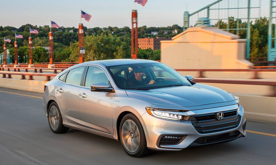 2019 Honda Insight Hybrid launched in US