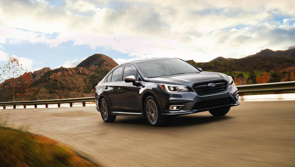2019 Subaru Outback US pricing