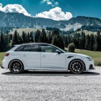 ABT Sportsline has a 500 HP package for Audi RS3 Sportback