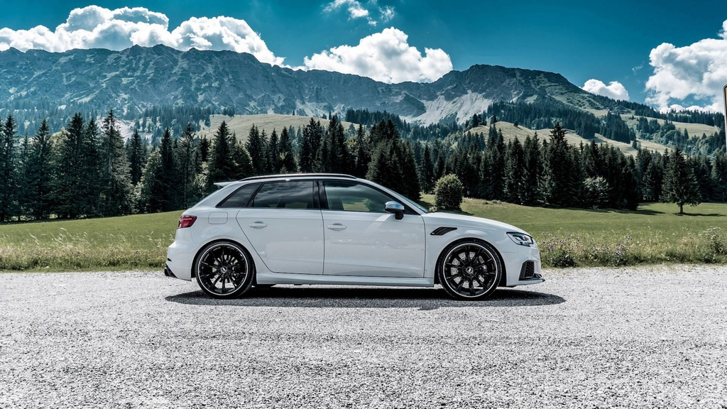 ABT Sportsline has a 500 HP package for Audi RS3 Sportback ...