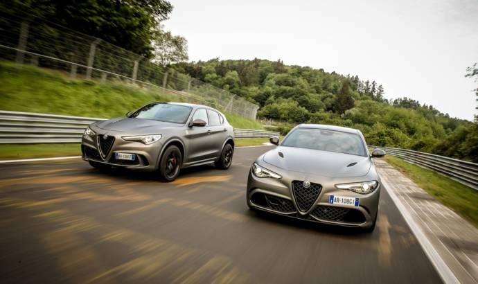 Alfa Romeo Giulia Quadrifoglio NRING and Stelvio Quadrifoglio NRING UK pricing