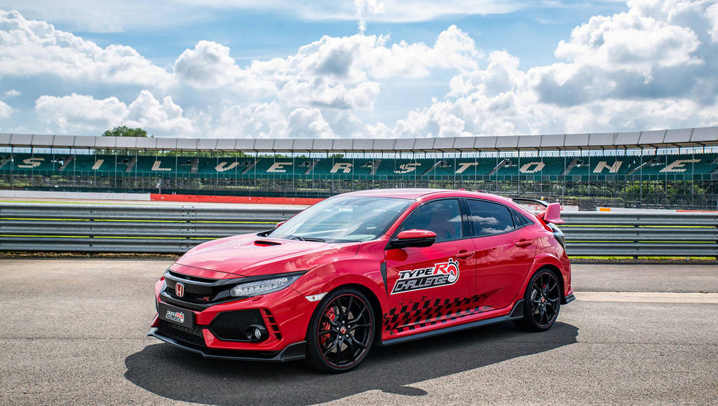 Honda Civic Type R is the fastest FWD car around the Silverstone