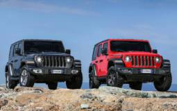 Jeep Wrangler for Europe - 2.0 turbo petrol engine with 272 HP