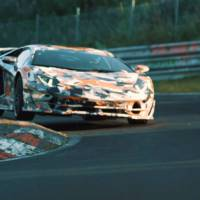 Lamborghini Aventador SVJ is the fastest production car around the Nurburgring