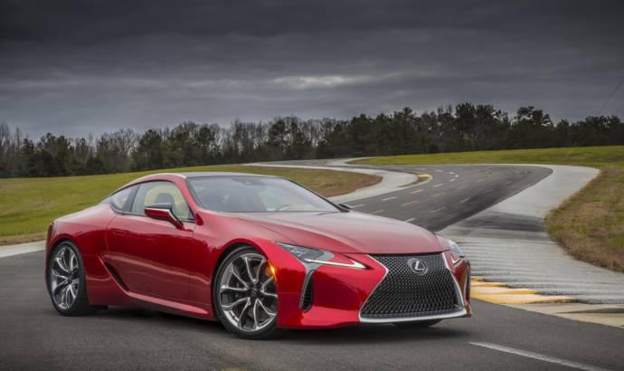 Lexus Performance Driving School announces its program