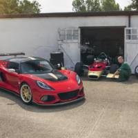 Lotus to launch Exige Type 49 and 99 models