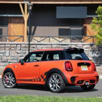 MINI John Cooper Works Hardtop International Orange Edition launched in US
