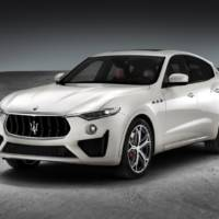 Maserati levante GTS unveiled in Goodwood FOS