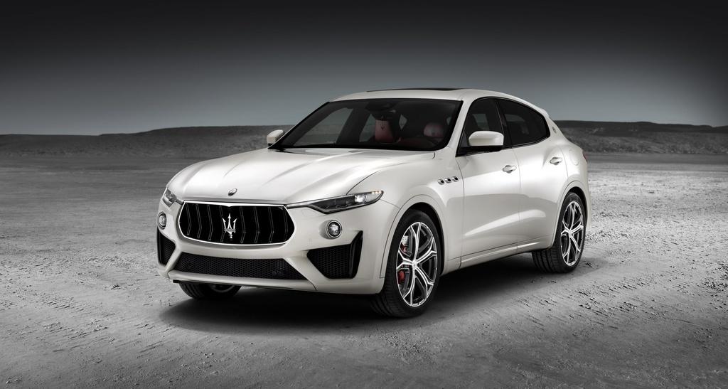 Maserati levante GTS unveiled in Goodwood FOS