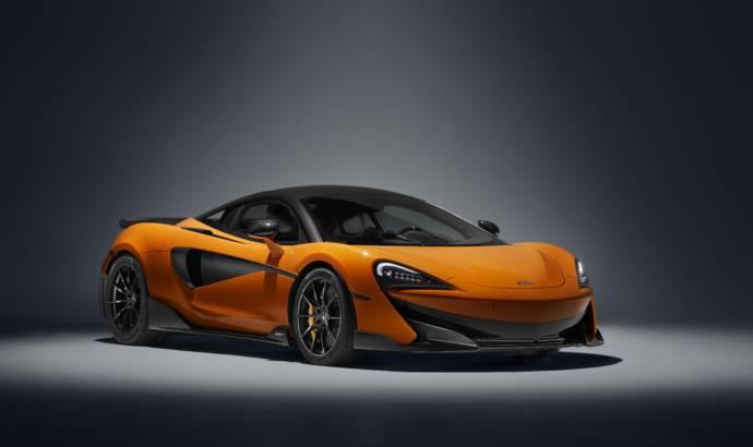 McLaren 600 LT official details and photos