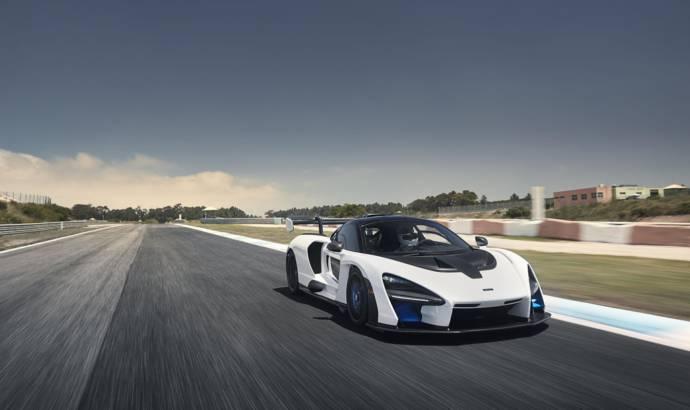 McLaren, fastest growing luxury brand in UK