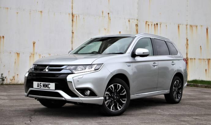 Mitsubishi Outlander PHEV remains best sold hybrid in UK