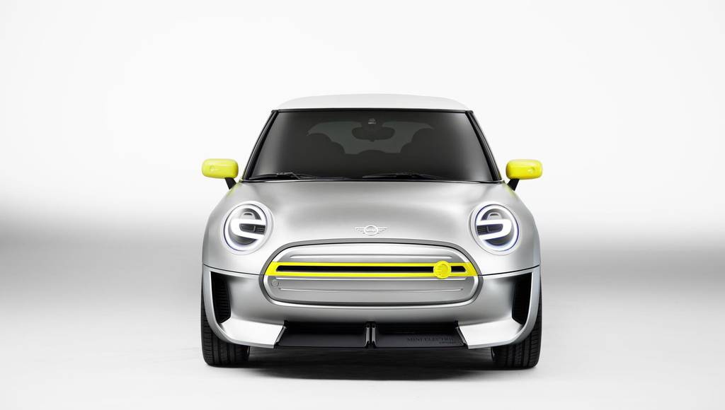 New images and info for future MINI electric