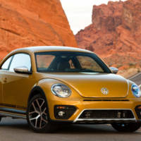 Next generation Volkswagen Beetle could be revived as a four door electric vehicle