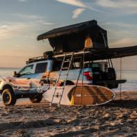 Nissan Titan Surfcamp is ideal for summer holiday