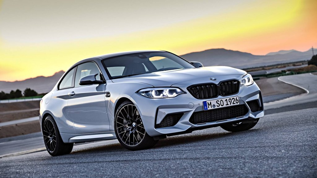 The new BMW M2 Competition price