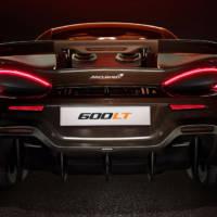 This is the new McLaren 600LT