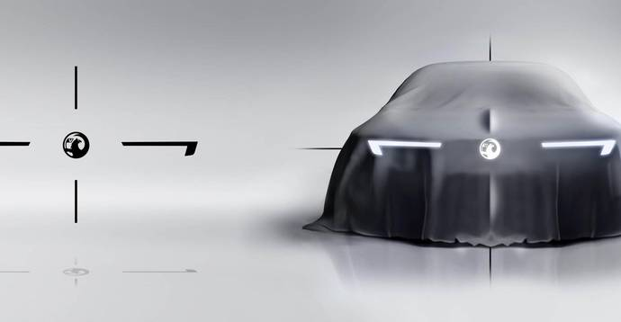 Vauxhall teases its design philosophy for 2020
