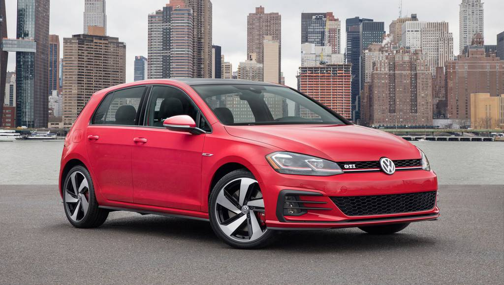 Volkswagen Golf GTI is out due to new WLTP regulations