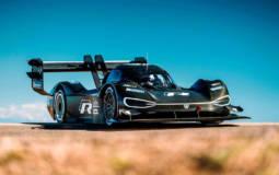 Volkswagen ID R Pikes Peak - The record-run video
