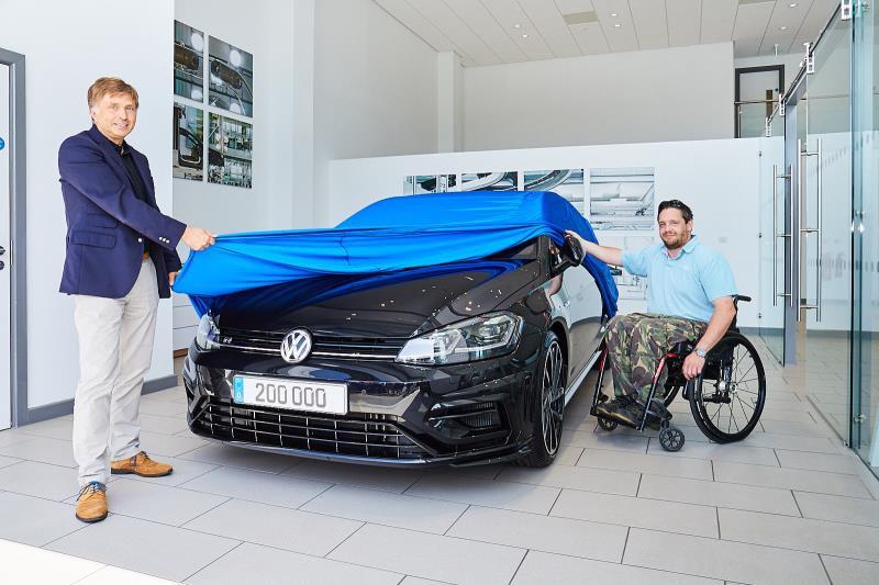 Volkswagen R division reaches 200.000th cars milestone